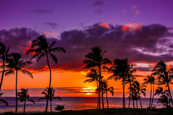 hawaiian-sunset