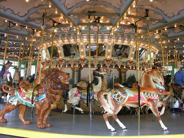 glen-echo-park-carousel